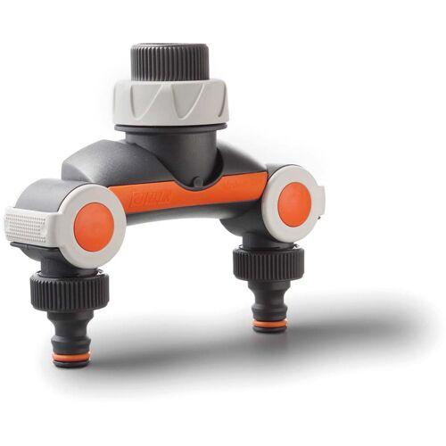Ewuaqua 2-Wege-Verteiler Soft-Touch 72060 Wasserverteiler