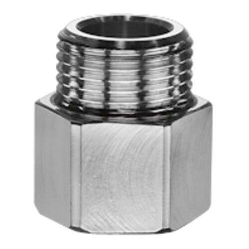 Schell Comfort Durchflussbegrenzer 065520699 Durchfluss 9 l/min, G 3/8 IG x G 3/8 AG, DN 10, verchromt