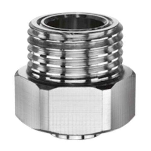 Schell Comfort Durchflussbegrenzer 065550699 DN 15, verchromt, Durchfluss 9 l/min, G 1/2 IG x G 1/2 AG