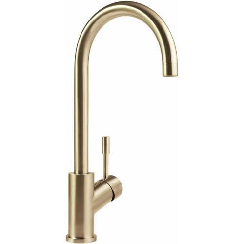Villeroy und Boch Küchenarmatur Umbrella 92530003 16 l/min, flexible Anschlussschläuche, gold