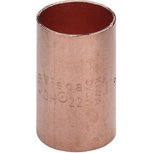 Viega Kupfer Muffe 22mm 22mm, Kupfer