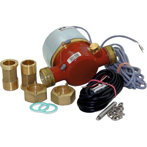 Wolf Sm1-2 Wärmemengenzähler-Set 2744610 Qn 2,5/5 cbm/h, für Solar