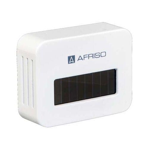 Afriso Temperatursensor 78144 kabellos, für Umgebungstemperatur und Luftfeuchtigkeit