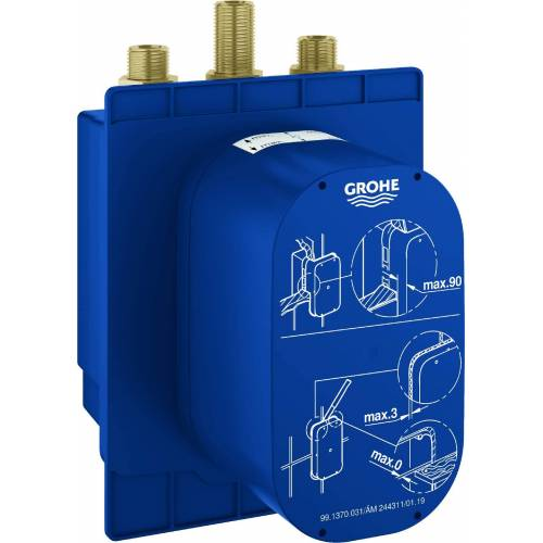 Grohe Eurosmart CE UP-Einbaukörper 36459000 mit Trafo, für Brause, mit thermostatischer Mischeinrichtung