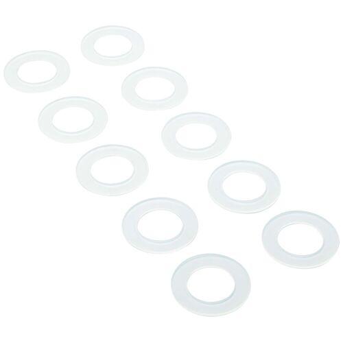 Grohe Ablaufventildichtung 42852 4285200M für 2-Mengen-Ablaufventil 10 Stück