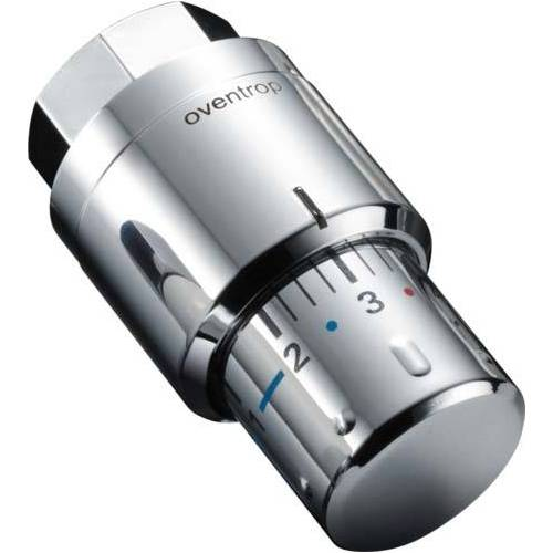 Oventrop Thermostat Uni SH 1012069 7-28 Grad, chrom