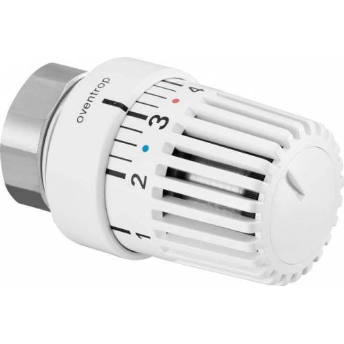 Oventrop Thermostatkopf Uni LO 1616500 weiss, für Oreg (Ondal) Thermostatventile