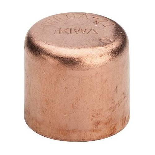 Viega Kupfer Kappe 18mm 18mm, Kupfer