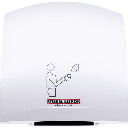 Eltron Stiebel Eltron Händetrockner HTT 4 WS 074464  turbotronic, 2,6kW, 250 x 238 x 230 mm, weiss