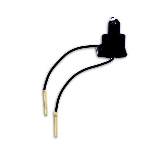 Universal Busch Jaeger Glimmlampe 230V 1mA m.Kabel 8346-1  230V 1mA m.Kabel 8346-1
