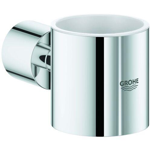 Grohe Atrio Halter 40304003 chrom, für Kristallglas und Seifenspender