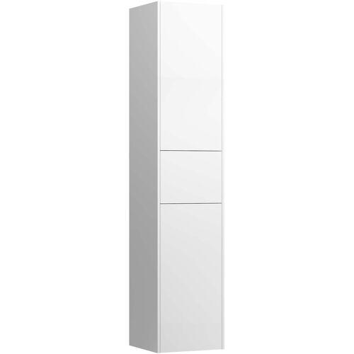 Laufen Hochschrank PRO S 165 x 35 x 33,5 cm, Scharnier links, weiß matt