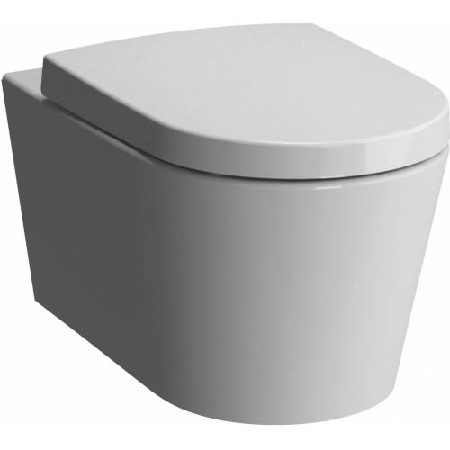 Vitra Options Wand-Tiefspül-WC 5176B003-0101 35,5x57,0cm, weiß, ohne Bidetfunktion