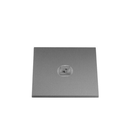 poresta systems Duschsystem Poresta BF17903015 Ablauf zentriert, 1300x900x45mm