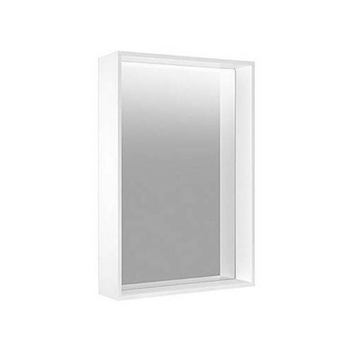 Keuco Plan Kristallspiegel 07895171000 460x850x105mm, silber-gebeizt-eloxiert