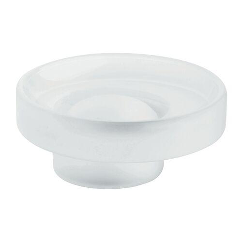 Grohe Kristall-Seifenschale 40256000 Kristallglas
