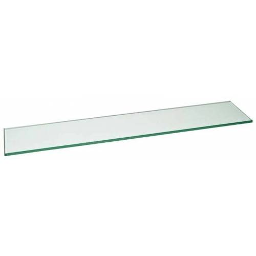 Emco System 2 Glasplatte 351000050 500 mm, Kristallglas