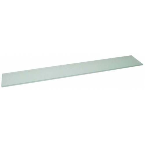 Emco Glasplatte Loft 051000090 Kristallglas klar, 600 mm, für Ablage