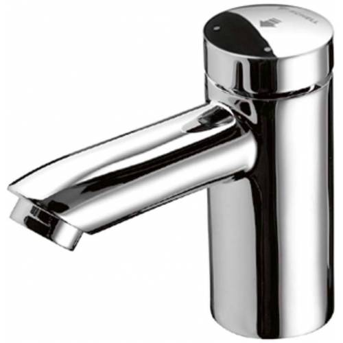 Schell Petit SC Waschtischarmatur 021510699 chrom, Selbstschluss Armatur