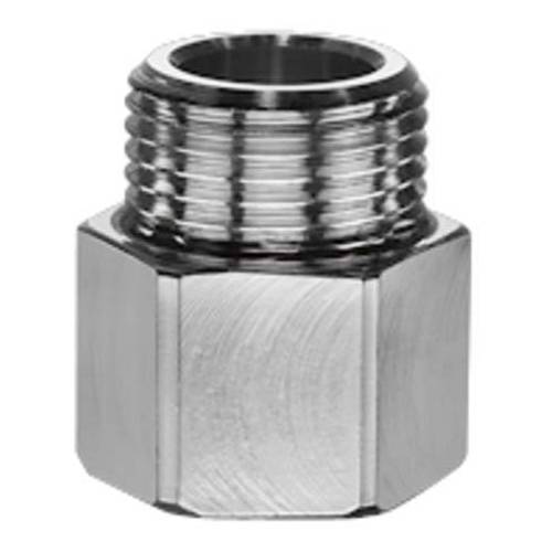 Schell Comfort Durchflussbegrenzer 065530699 Durchfluss 6 l/min, G 3/8 IG x G 3/8 AG, DN 10, verchromt