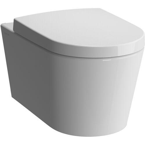 Vitra Options Wand-Tiefspül-WC 5176B003-0559 35,5x57,0cm, weiß, mit Bidetfunktion