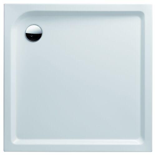 Geberit Duschwanne iCon 662400000 100 x 100 x 5 cm, weiss