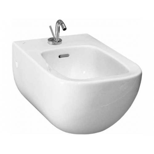 Laufen Palomba Wand-Bidet 8308014003041 36 x 54 cm, weiß, Laufen Clean Coat