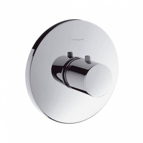 Hansgrohe Ecostat S Brause Thermostat 15711000 Unterputz Brause Thermostat, chrom