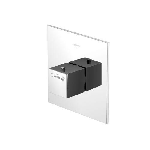 Steinberg Serie 160 Brause Thermostat 1604202 Unterputz Brause Thermostat, chrom