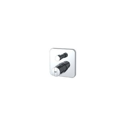 Ideal Standard Brause Thermostat A4662AA Unterputz Thermostat, CeraTherm 200, chrom