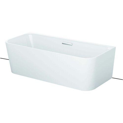 Bette Badewanne BetteArt I 3480000CWVHK 180 x 80 cm, weiß, Einbau vor der Wand