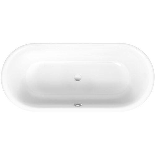 Bette BetteLux Badewanne Oval 3466000 180 x 80 cm, weiß