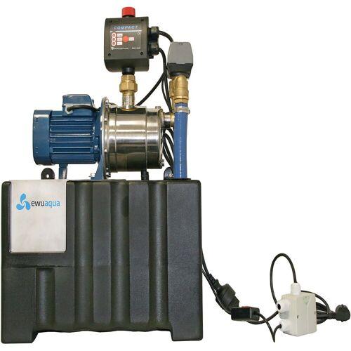 Ewuaqua Regenwassermanager 42020 230 V, kompakt, für Regenwasser-Nutzungsanlage