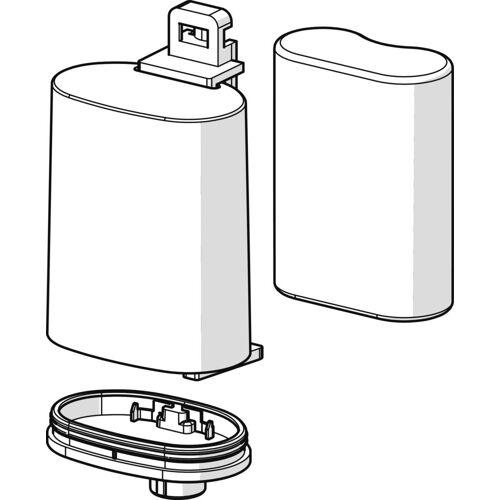 Hansa Batteriegehäuse inkl.Batterie zu 6445 59914154