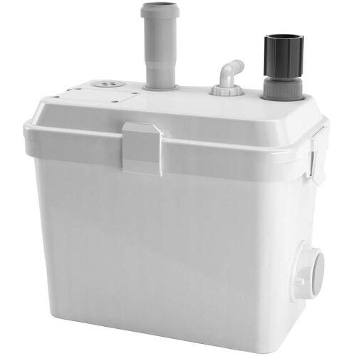 Zehnder Pumpen Schmutzwasser-Hebeanlage 11463 SWH 100, Überflur