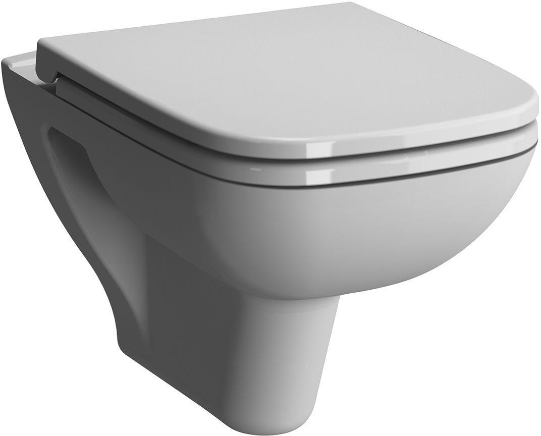 Vitra S20 Wand-Tiefspül-WC 5507L003-0101 36x52cm, 3/6 I Spülvolumen, weiß