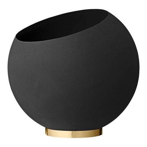 AYTM Globe Blumentopf Ø 60cm / schwarz