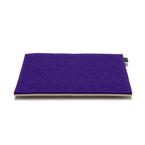 SiGN Hey-Sign quadratische Sitzkissen 2 x 3mm mit Schaumstofffüllung (40x40cm) - 4... 11 rot / 20 mango