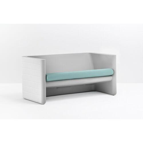 Pedrali Sunset Sitzpolster für Sofa Sitzkissen weiß