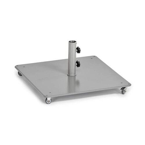 Weishäupl Schirmständer für Pagodenschirm Stahl mit Rollen für Ø 240cm