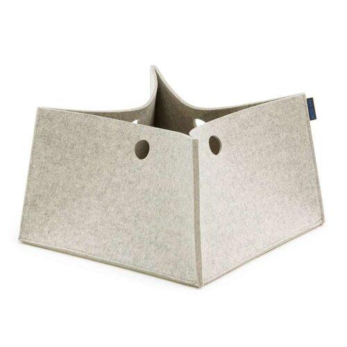 SiGN Hey-Sign Big Box Aufbewahrungsbox M (mittel) 39 deep water