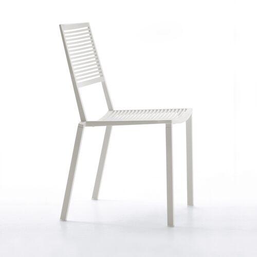 Fast Easy Stuhl weiß