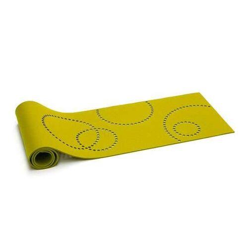 SiGN Hey-Sign Stamp Tischläufer (180x40cm) 20 mango