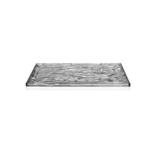 Kartell Dune Tablett B 46cm chrom metallic