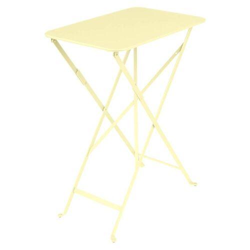 Fermob Bistro 37 x 57 Tisch zitronensorbet