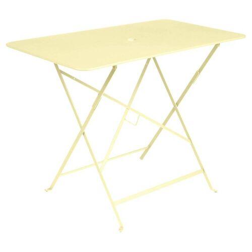 Fermob Bistro 97 x 57 Tisch zitronensorbet