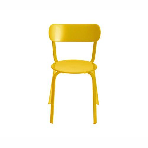 Lapalma Stil Stuhl - gelb lackiert - Ausstellungsstück