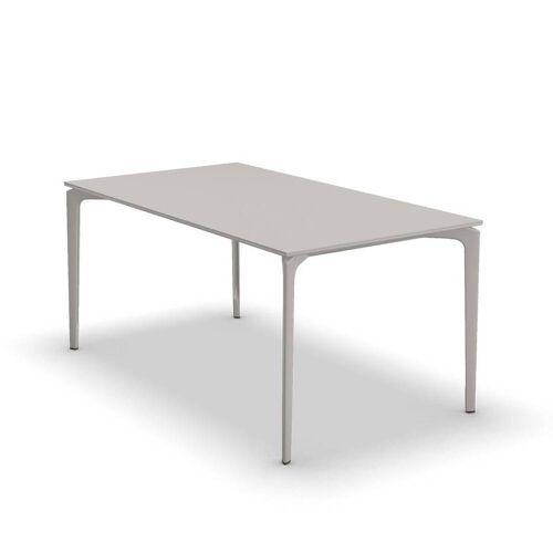 Fast AllSize Tisch 160 x 90cm iron grey