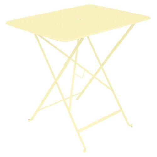 Fermob Bistro 77 x 57 Tisch zitronensorbet