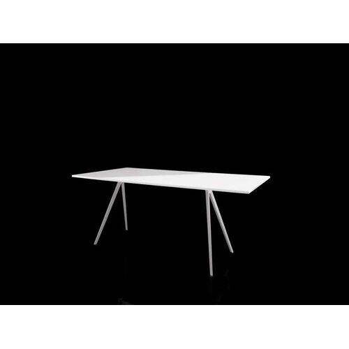 Magis Baguette Tisch 205 x 85cm weiß weiß